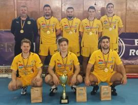Tengo Salonta este prima campioană a României la futnet!