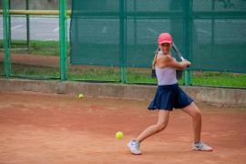 Au început jocurile de petabloul principal pentru turneul de tenis J5 Oradea Junior Trophy 1 (FOTO)
