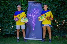 Doi bucureșteni s-au impus la Naționalele Individuale de vară la tenis de la Oradea (FOTO)