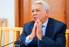 Alegerea lui Teodor Meleşcanu la şefia Senatului a fost neconstituţională