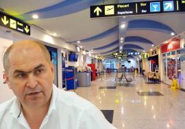 Bolojan despre şefii Aeroportului Oradea, care riscă să fie condus de 'o contabilă de şcoală': 'Mă mir că nu le crapă obrazul de ruşine!'