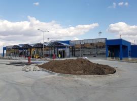 Reacţie după acuzele fostului director al Aeroportului Oradea: UTI, constructorul noului terminal, dă vina pentru întârzieri pe propriul asociat şi pe beneficiar