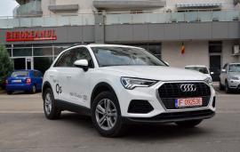 Noul Audi Q3, maşina care nu te lasă să ieşi în decor, frânează pentru tine şi îţi reaminteşte cât de plăcut este să conduci (FOTO)