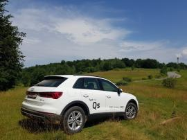 Test the Qs, noua campanie de test drive Audi