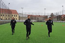 Cei mai buni arbitri dinArad, Bihor, Satu Mare şi Timiş au susţinut testele fizice pentru retur la Oradea (FOTO)