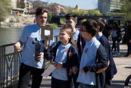 'Ştiinţescu' finanţează cu peste 130.000 lei proiecte pentru copii şi adolescenţi din Bihor