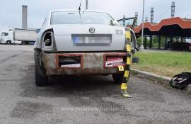 Peste 1.200 de pachete de ţigări de contrabandă, descoperite la frontiera Borş