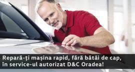 Mașina ta a fost avariată? Repar-o rapid, fără bătăi de cap, în service-ul autorizat D&C Oradea! Descoperă avantajele!
