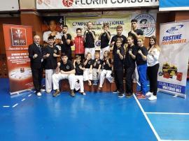 CS King Do-Lions, vicecampioană naţională la taekwon-do tradiţional