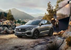 Testează acum Volkswagen Touareg la D&C Oradea!