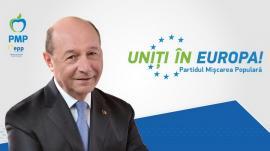 """Traian Băsescu: """"Statele Unite ale Europei - singura soluţie pentru ca noi, statele europene, să fim parte a deciziilor în procesul de globalizare"""""""