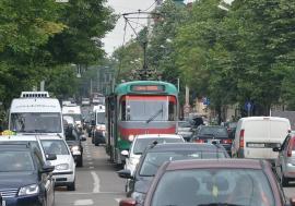 OTL: Staţionări tramvaie în 8 noiembrie