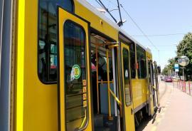 OTL: Staţionări tramvaie în 21 octombrie2020