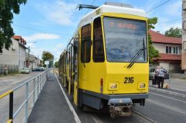 OTL: Staţionări tramvaie în perioada 23 si 24 august