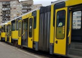OTL: Staționări tramvaie în 10 septembrie