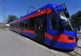 Staţionări tramvaie în 26.11.2020