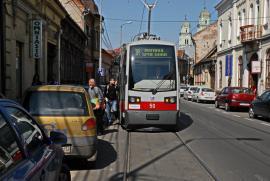OTL: Staționări tramvaie în 27 septembrie
