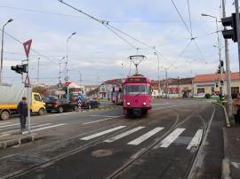 De ce au staționat tramvaiele în 28 noiembrie