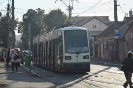 OTL: De ce au staționat tramvaiele în 18 noiembrie