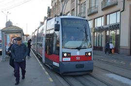 OTL: De ce au staționat tramvaiele în 25 noiembrie