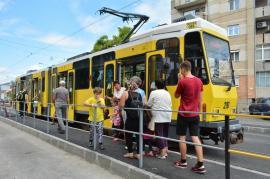 OTL: De ce au staționat tramvaiele în 26 și 27 octombrie