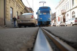 OTL: Staţionări tramvaie în 26 septembrie 2019