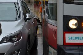 OTL: Staţionări tramvaie în 5 aprilie