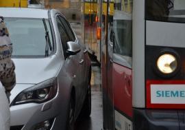 OTL, staţionări tramvaie în 5 decembrie 2019