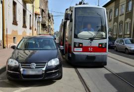 OTL: Staționări tramvaie în 11 martie