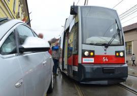 Staţionări tramvaie în 19 decembrie 2019