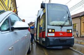 OTL: Staționări tramvaie în 3 februarie