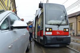 OTL: Staţionări tramvaie în 21 Ianuarie 2021