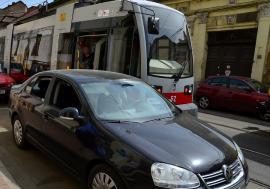 Staţionări tramvaie în 01.04.2021
