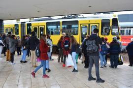 OTL: Staționări tramvaie în 30 ianuarie