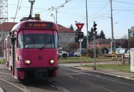 OTL: Staţionări tramvaie în 1 Decembrie 2020