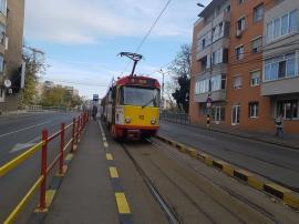 OTL: Staționări tramvaie în 14 februarie