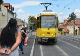 OTL: Staţionări tramvaie în 7 august