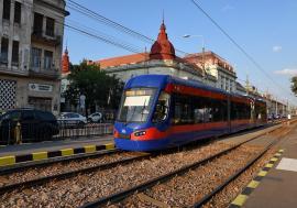 OTL: Staţionări tramvaie în 18.12.2020