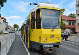 Staţionări tramvaie în 30 septembrie