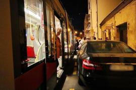 OTL: Staționări tramvaie 19 februarie