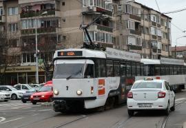 OTL: Întârzieri înregistrate de mijloacele de transport în comun