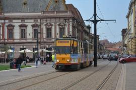 OTL: Staţionări tramvaie în 1 august