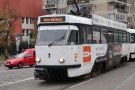 OTL: Staţionări tramvaie în 28 septembrie