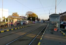 OTL: Staționări tramvaie în 8 martie