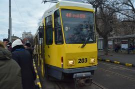 OTL: Staționări tramvaie în 22 ianuarie