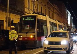 OTL, staţionări tramvaie în 9 februarie 2020