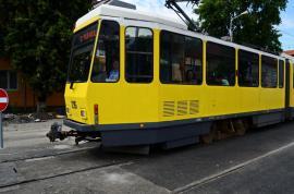 Motivele pentru care au staționat tramvaiele în 22 august