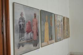 Trienala Internaţională de pictură 'Pătratul de argint',din nou la Oradea