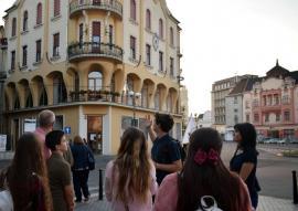 """""""ORADEAdventure"""": Bihorenii şi turiştii, invitaţi la tururi ghidate gratuite prin oraş (FOTO)"""