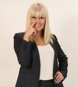 Elena Udrea s-a întors în România